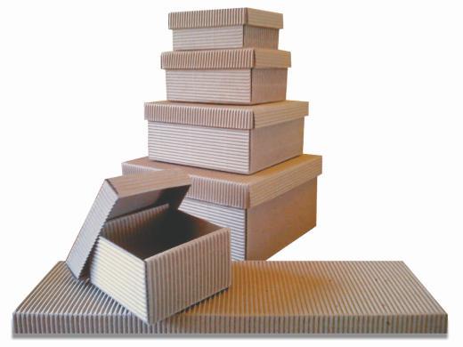 Gift Box Base and Lid 001