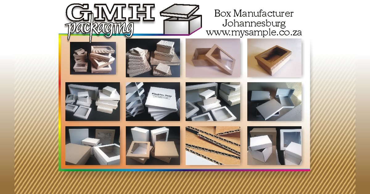 Gift Boxes Johannesburg Gift Box Packaging Manufacturer