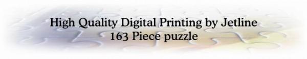 Puzzle Clock Printing