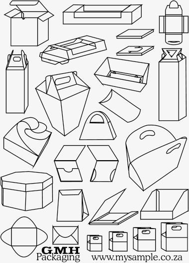 GMH Packaging Designs