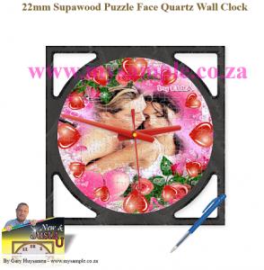 Wall Clock Sample 1