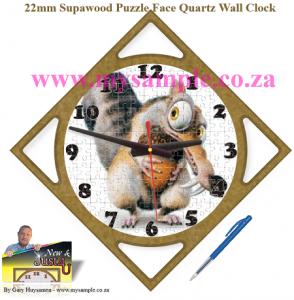 Wall Clock Sample 6