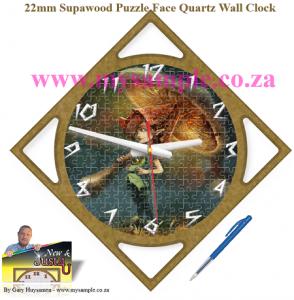 Wall Clock Sample 7